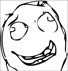 Happy Meme Face - rage face script