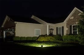 30 watt led flood light fixture low profile 2 500 lumens led