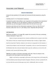How The Earth Was Made Worksheet Answers Week 4 Assignment 1 Glaciers Worksheet Glaciers Worksheet 1