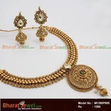 antique necklace images Designar antique necklace set online jpg