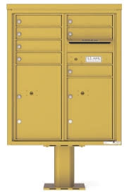 Pedestal Mailbox Cluster Mailboxes Outdoor Pedestal Mailbox Units Usps And
