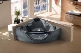 Wood Heated Bathtub Whirlpool Massage Bathtub Sector Corner Bath Shower Buy
