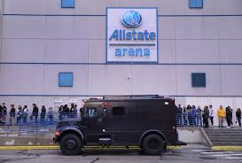 allstate arena floor plan the weeknd showed the power of music at allstate arena amid