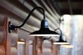 Cabin Light Fixtures Gooseneck Barn Lighting For Mountain Retreat Blog