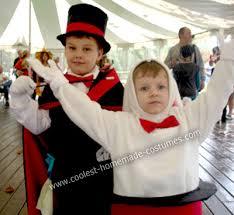 Halloween Costumes Magician Coolest Homemade Magician Rabbit Hat Costume Rabbit