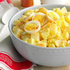 s potato salad recipe taste of home