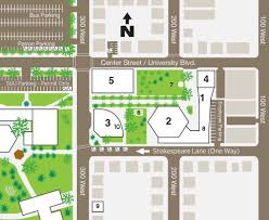University Of Utah Parking Map by Your Visit U2014 Utah Shakespeare Festival