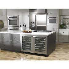 cuisine frigo americain réfrigérateur américain gris encastrable js48sedudw jenn air