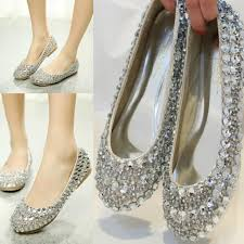 wedding shoes rhinestones supper wedding party shoes low heel pant bling rhinestones