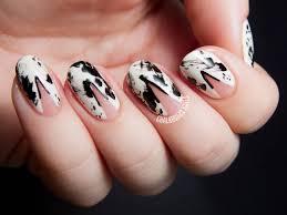 50 latest negative space nail art design ideas