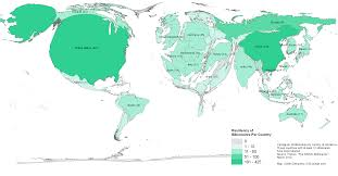 Cayman Islands Map In The World by Geography Of Billionaires Mapping Nationalities And Residency