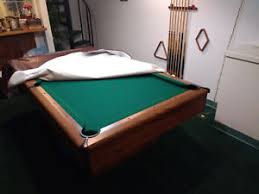 kasson pool table prices kasson italian slate pool table excellent condition w accessories
