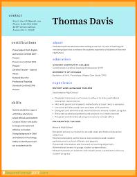 new resume formats 2017 10 best cv format 2017 reporter resume