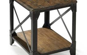 Build A Cheap End Table by Table Intriguing Build A Rustic Side Table Thrilling Rustic