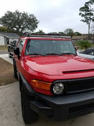 Baja Rack Fj Cruiser Ladder by 2012 Tt Fj Add Ons So Far Toyota Fj Cruiser Forum