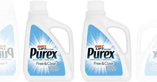 walgreens com purex free u0026 clear laundry detergent only 1 65