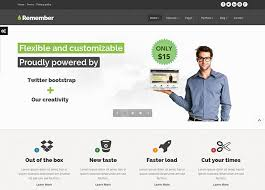 free bootstrap templates for government 90 best business website templates 2013 web graphic design