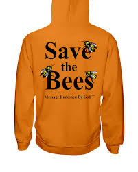 save the save the bees golf hoodie the creator shirt