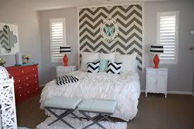 Bedroom  Chevron Bedroom Ideas With Amazing Framed Chevron - Chevron bedroom ideas