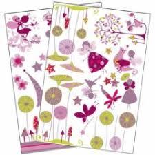stickers repositionnables chambre bébé décoration stickers chambre fille feerique 19 denis