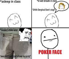 Poker Face Memes - image 110678 poker face know your meme