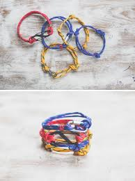 make bracelet from rope images Accessories to die for diy rope bracelets jpg