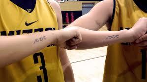 tattoos represent resilience for missouri women u0027s basketball u0027s