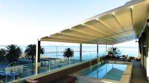 Roof For Patio Retractable Roofs Melbourne Alutecnic Patio Retractable Roof System