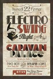 electro swing italia afbeeldingsresultaat voor electro swing electro swing poster