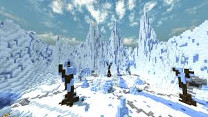 World Of Keralis Map by Minecraft Ice Snow Pvp Arena Download Youtube