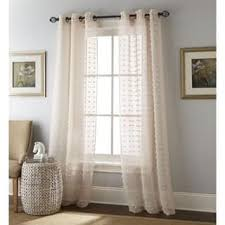 95 Long Curtains Sheer Curtains Shop The Best Deals For Nov 2017 Overstock Com