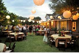 inexpensive wedding decorations wedding ideas cheap small outdoor wedding ideas on a budget