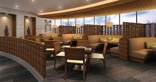 Restaurant Interior Design Ideas Impressive 40 Recessed Panel Restaurant Design Decorating