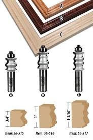 Wainscoting Router Bits 21 Best Molding Bits Images On Pinterest Router Bits Moldings