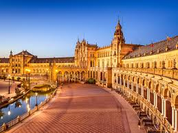 Photos of seville spain voted the best place to travel in 2018