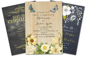 Ceremony Cards F Email Online Engagement Party Invitations That Wow Greenvelope Com