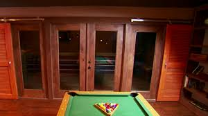 build a custom door frame video diy