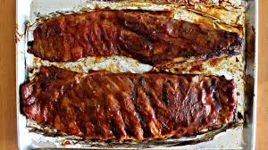how to cook great ribs in the oven youtube