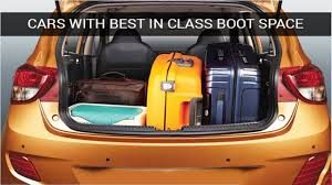 nissan micra trunk space बड ड क क व ल गड य l cars with best in