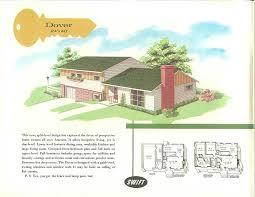 split level ranch house plans plush 12 1960 split level home design house plans and designs at