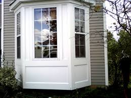 cool bay window exterior trim ideas home design image beautiful