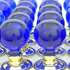 purple glass door knobs blue glass smooth door knob by merlin glass knobs u0026 handles
