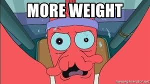 Zoidberg Meme Generator - more weight weight zoidberg meme generator