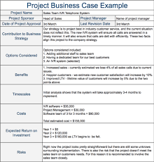business case template for additional staff business case template