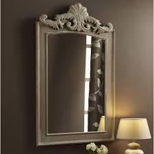 Miroir Lumineux Leroy Merlin Miroir Pour Cheminée Miroir Non Lumineux Découpé Rond L 42 X L 42