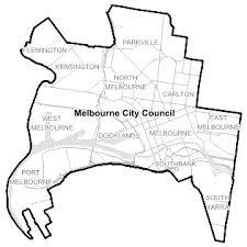 Councils Of Melbourne Map Melbourne City Council Profile Electoral Commission