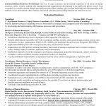 hr generalist resume sample hr generalist resume hr generalist resume getessaybiz resume