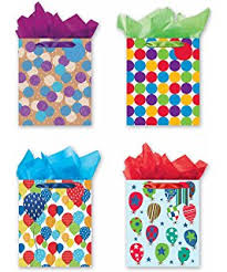 caspari gift bags entertaining with caspari happy birthday paper gift