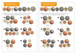 counting coins maths worksheets free early years u0026 primary