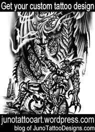 fantasy tattoos custom tattoos made to order by juno